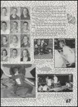 2001 Windthorst High School Yearbook Page 70 & 71