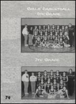 2001 Windthorst High School Yearbook Page 78 & 79