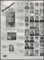 2001 Windthorst High School Yearbook Page 92 & 93