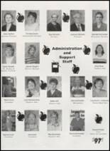 2001 Windthorst High School Yearbook Page 100 & 101