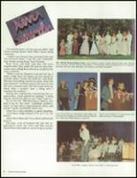1986 St. Francis High School Yearbook Page 14 & 15