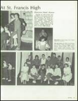 1986 St. Francis High School Yearbook Page 18 & 19