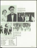 1986 St. Francis High School Yearbook Page 24 & 25