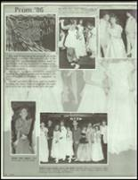 1986 St. Francis High School Yearbook Page 28 & 29