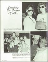 1986 St. Francis High School Yearbook Page 34 & 35
