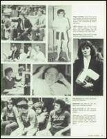 1986 St. Francis High School Yearbook Page 40 & 41