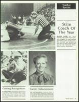 1986 St. Francis High School Yearbook Page 42 & 43