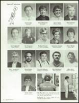 1986 St. Francis High School Yearbook Page 46 & 47