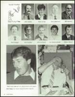 1986 St. Francis High School Yearbook Page 50 & 51