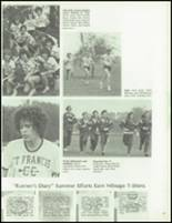 1986 St. Francis High School Yearbook Page 70 & 71