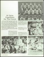1986 St. Francis High School Yearbook Page 82 & 83
