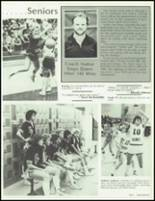 1986 St. Francis High School Yearbook Page 84 & 85