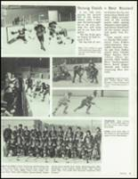 1986 St. Francis High School Yearbook Page 90 & 91