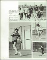 1986 St. Francis High School Yearbook Page 106 & 107
