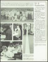 1986 St. Francis High School Yearbook Page 110 & 111