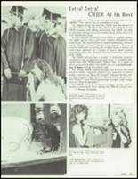 1986 St. Francis High School Yearbook Page 112 & 113