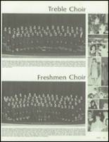 1986 St. Francis High School Yearbook Page 124 & 125