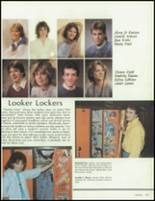 1986 St. Francis High School Yearbook Page 134 & 135