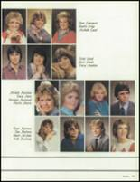 1986 St. Francis High School Yearbook Page 136 & 137