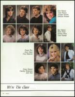 1986 St. Francis High School Yearbook Page 142 & 143
