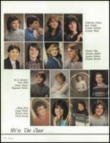 1986 St. Francis High School Yearbook Page 144 & 145