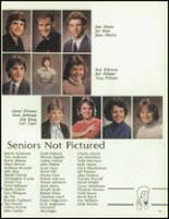 1986 St. Francis High School Yearbook Page 146 & 147