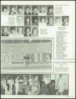 1986 St. Francis High School Yearbook Page 162 & 163