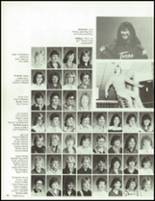 1986 St. Francis High School Yearbook Page 166 & 167