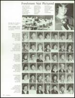 1986 St. Francis High School Yearbook Page 180 & 181
