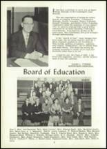 1955 Coudersport High School Yearbook Page 12 & 13