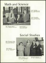 1955 Coudersport High School Yearbook Page 14 & 15