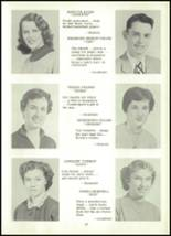 1955 Coudersport High School Yearbook Page 22 & 23