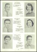 1955 Coudersport High School Yearbook Page 26 & 27