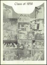 1955 Coudersport High School Yearbook Page 32 & 33