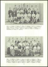 1955 Coudersport High School Yearbook Page 34 & 35