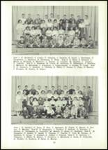 1955 Coudersport High School Yearbook Page 38 & 39