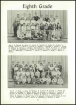 1955 Coudersport High School Yearbook Page 40 & 41