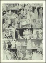 1955 Coudersport High School Yearbook Page 42 & 43