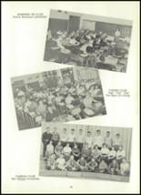 1955 Coudersport High School Yearbook Page 44 & 45