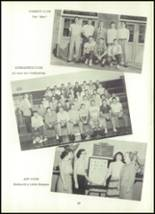 1955 Coudersport High School Yearbook Page 46 & 47