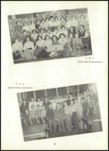 1955 Coudersport High School Yearbook Page 48 & 49