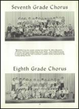 1955 Coudersport High School Yearbook Page 50 & 51