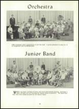 1955 Coudersport High School Yearbook Page 52 & 53