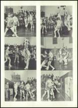1955 Coudersport High School Yearbook Page 70 & 71