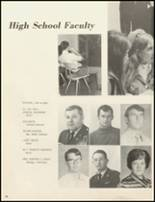 1972 Daleville High School Yearbook Page 28 & 29