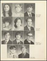1972 Daleville High School Yearbook Page 34 & 35