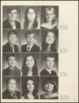 1972 Daleville High School Yearbook Page 38 & 39