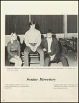 1972 Daleville High School Yearbook Page 40 & 41