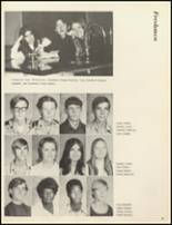 1972 Daleville High School Yearbook Page 50 & 51