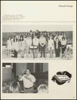 1972 Daleville High School Yearbook Page 100 & 101